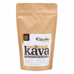 Escobar aromatizirana kava Med in lešnik