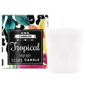 O.W.N. Candle Tropical