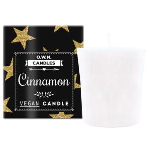 O.W.N. Candle Cimet