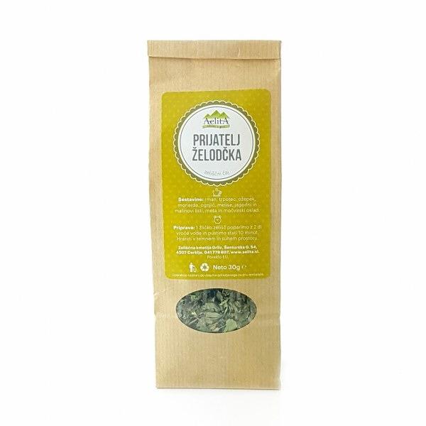 Aelita zeliščni čaj - Prijatelj želodčka