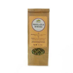 Aelita zeliščni čaj - Prijatelj ožilja in pritiska