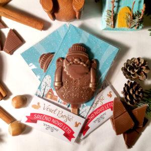 Carniola - Čokoladna grizika - BOŽIČEK