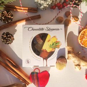 Carniola - Ingver v mlečni čokoladi