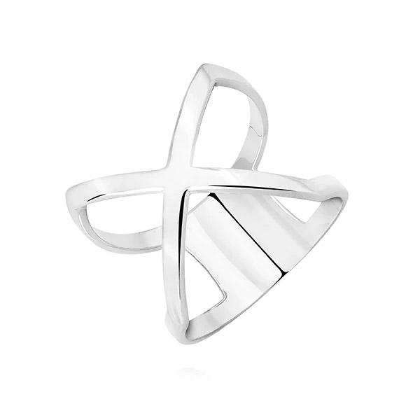 LuLu Diamonds - Srebrni prstan X