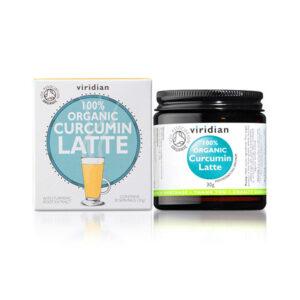 Viridian - Ekološki kurkumin latte (30g)