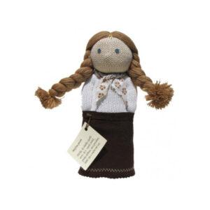 Sonček - Volnena lutka MOJCA